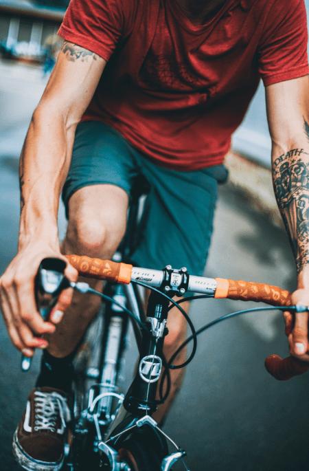 bikecards: Werbung an Fahrrädern