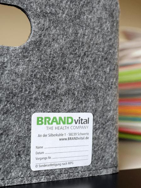 Teppich- und Matratzenaufkleber