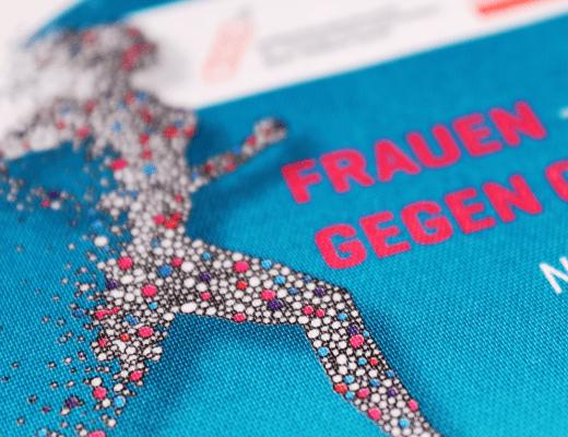 Textilaufkleber