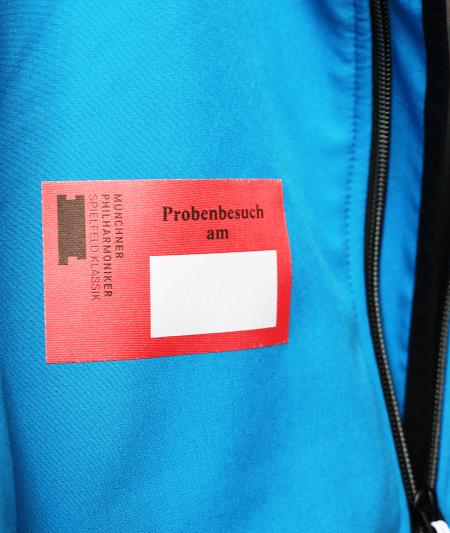 Besucherkennzeichnung / Besucherausweis